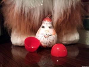 Новогодние игрушки Как нарисовать Дед Мороза?
